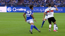 Highlights: FC Schalke 04 - VfB Stuttgart