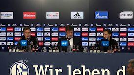 Die Spieltags-PK nach dem Spiel auf Schalke