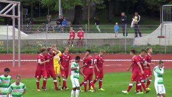 Highlights U19: SpVgg Greuther Fürth - VfB Stuttgart