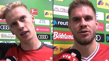 Die Interviews aus dem Borussia Park