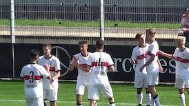 Highlights U17: VfB Stuttgart - 1. FC Kaiserslautern