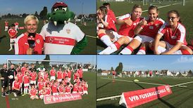 Inklusions-Camp der VfB Fußballschule