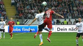 2. Halbzeit: E. Frankfurt - VfB Stuttgart