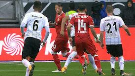 Highlights: E. Frankfurt - VfB Stuttgart