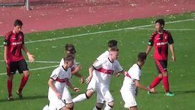 Highlights U17: SC Freiburg - VfB Stuttgart