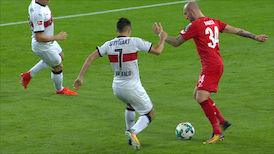 Highlights: VfB Stuttgart - 1. FC Köln