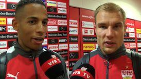 Die Interviews nach dem Spiel gegen Köln
