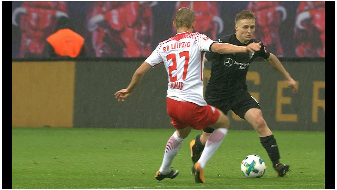 Highlights: RasenBallsport Leipzig - VfB Stuttgart