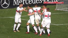 Highlights U17: VfB Stuttgart - FC Bayern München