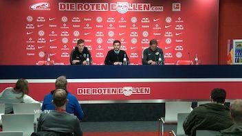 Spieltags-PK: RB Leipzig - VfB Stuttgart