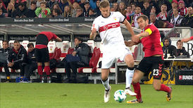 Highlights: VfB Stuttgart - SC Freiburg