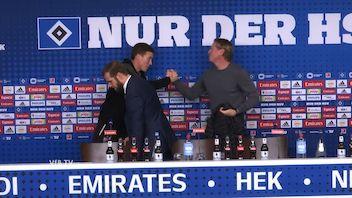 Spieltags-PK: Hamburger SV vs. VfB Stuttgart