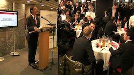 Impressionen und Stimmen zum Neujahrsempfang 2011
