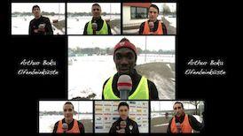 Internationale Neujahrsgrüße der VfB-Spieler an Fans