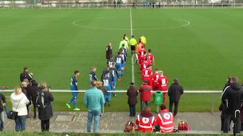 Highlights U17: TSG Hoffenheim - VfB Stuttgart