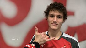 Im Interview: Benjamin Pavard