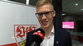Timo Baumgartl zu seiner Vertragsverlängerung und zum Werder-Spiel