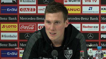 Die Spieltgas-PK vor VfB - Bayer 04 Leverkusen