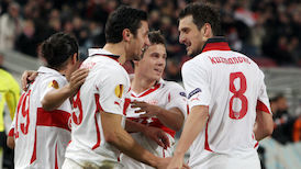 Alle 16 VfB-Treffer aus Europa League Gruppenphase