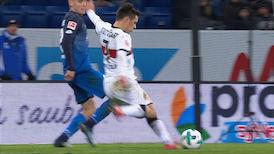 Highlights: TSG Hoffenheim - VfB Stuttgart