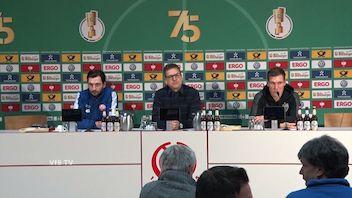 Pressekonferenz: 1. FSV Mainz 05 - VfB Stuttgart