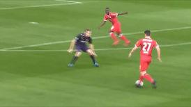 1. Halbzeit: VfB Stuttgart - Twente Enschede