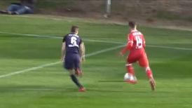 2. Halbzeit: VfB Stuttgart - Twente Enschede