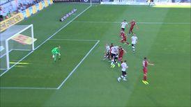 1. Halbzeit: SV Sandhausen - VfB Stuttgart