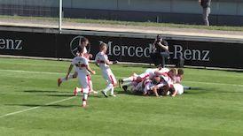 Highlights: VfB Stuttgart U17 - SC Freiburg