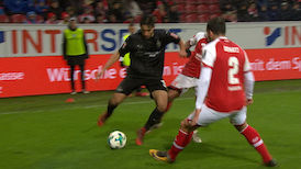 Highlights: 1. FSV Mainz 05 - VfB Stuttgart