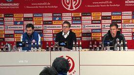 Spieltags-PK: 1. FSV Mainz 05 - VfB Stuttgart