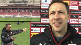 Im Interview: VfB Co-Trainer Steven Cherundolo