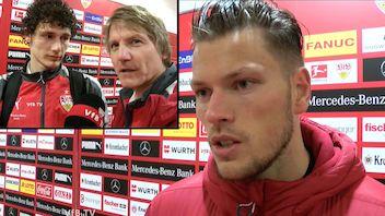 Die Stimmen zum Heimsieg gegen Mönchengladbach