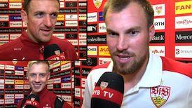 Die Interviews nach dem Braunschweig-Spiel