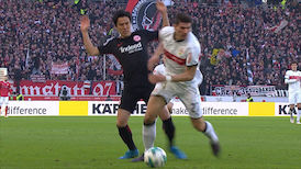 Highlights: VfB Stuttgart - Eintracht Frankfurt