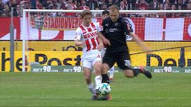Highlights: 1. FC Köln - VfB Stuttgart