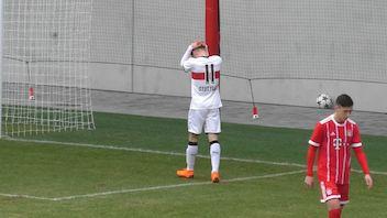 Highligths U19: FC Bayern München - VfB Stuttgart