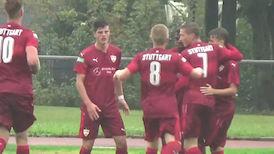 Highlights: SV Stuttgarter Kickers - VfB Stuttgart U19