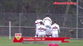 Highlights U17: 1. FC Kaiserslautern - VfB Stuttgart