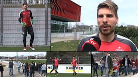 Im Interview: Ron-Robert Zieler