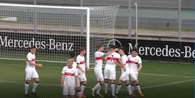 Highlights U17: VfB Stuttgart - FC Augsburg