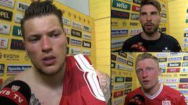Die Interviews nach dem Spiel in Dortmund
