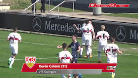 Highlights U17: VfB Stuttgart - 1. FSV Mainz 05