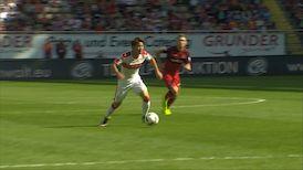 2. Halbzeit: 1. FC Kaiserslautern - VfB Stuttgart