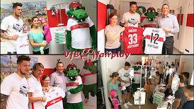 VfBfairplay: Besuch im Olgahospital