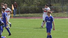 Highlights U19: SpVgg Unterhaching - VfB Stuttgart