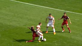 Highlights: 1. FC Kaiserslautern - VfB Stuttgart