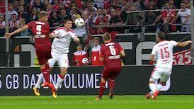 Highlights: Fortuna Düsseldorf - VfB Stuttgart