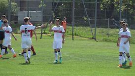 Highlights U17: SpVgg Unterhaching - VfB Stuttgart
