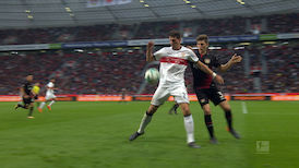 Highlights: Leverkusen - VfB Stuttgart